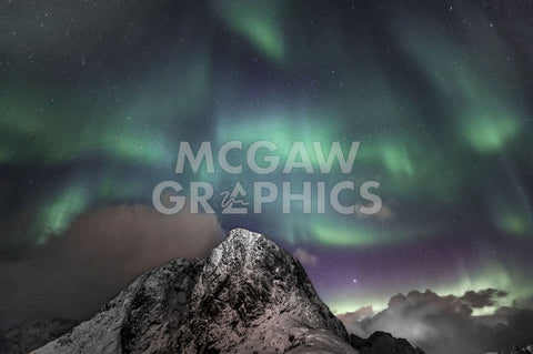 Night Magic -  Art Wolfe - McGaw Graphics