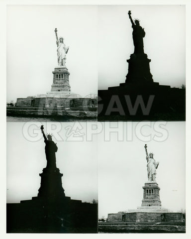 Andy Warhol - Statue of Liberty, 1976-86