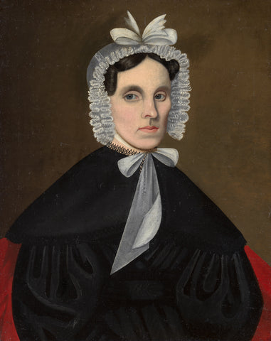 Sally Avery Olds, 1837 -  Jeptha Homer Wade - McGaw Graphics