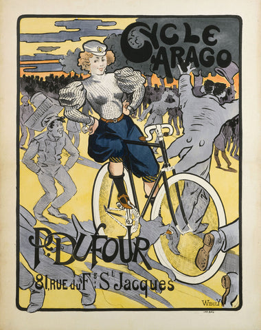 Cycle Arago -  Wehly - McGaw Graphics