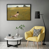 Christina's World -  Andrew Wyeth - McGaw Graphics