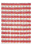 One Hundred Cans, 1962 -  Andy Warhol - McGaw Graphics