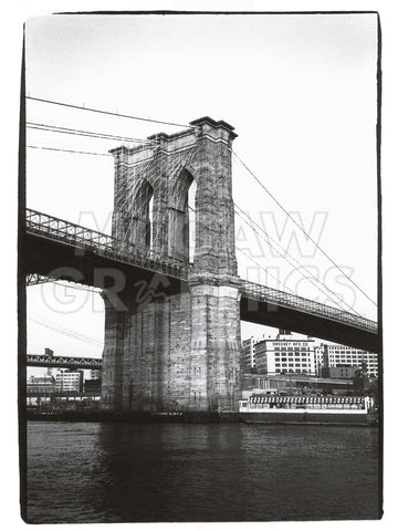 Bridge, undated -  Andy Warhol - McGaw Graphics