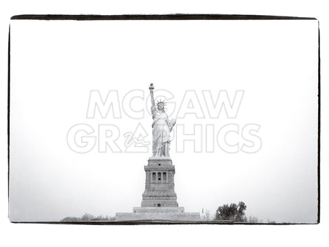 Statue of Liberty, 1982 -  Andy Warhol - McGaw Graphics