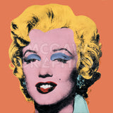 Andy Warhol - Shot Orange Marilyn, 1964