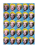 Twenty-Five Colored Marilyns, 1962 -  Andy Warhol - McGaw Graphics