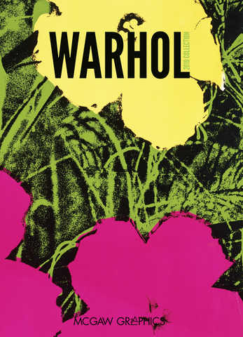 Warhol 2019 Catalog -  McGaw Graphics - Catalogs - McGaw Graphics