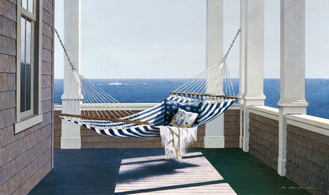 Striped Hammock -  Zhen-Huan Lu - McGaw Graphics