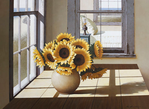 Zhen-Huan Lu - Sunflowers