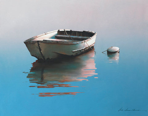Zhen-Huan Lu - Morning Reflection