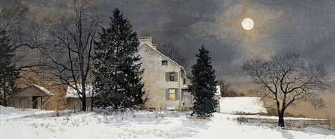 A Cold Night-Ray Hendershot-McGaw Graphics