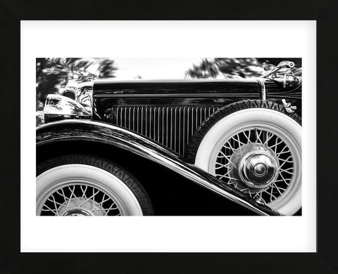 31 Chrysler (Framed)-Richard James-McGaw Graphics