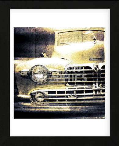 46 Lincoln (Framed)-Richard James-McGaw Graphics