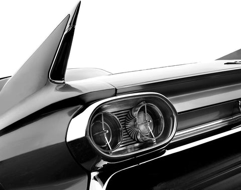'61 Cadillac-Richard James-McGaw Graphics
