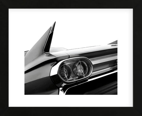'61 Cadillac (Framed)-Richard James-McGaw Graphics