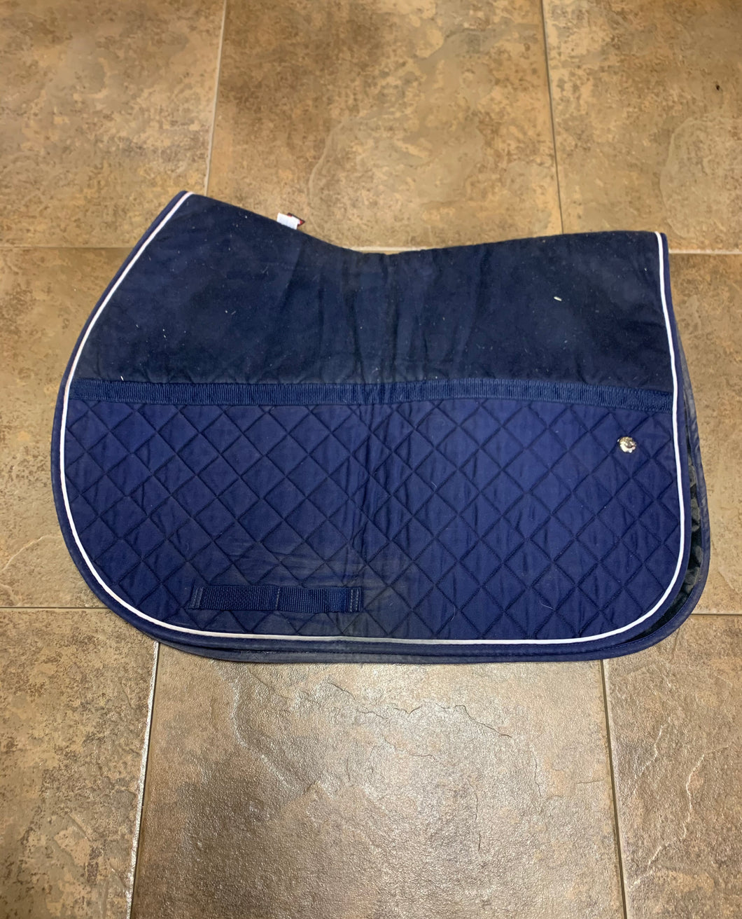 Ogilvy Saddle Pad- R