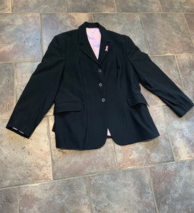 Hayward Show Coat, Size 18