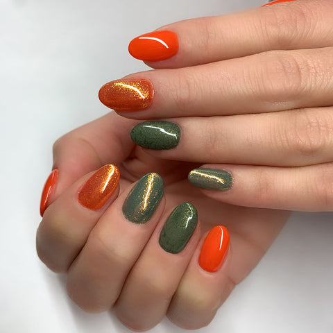 Gel manicure in un'ora