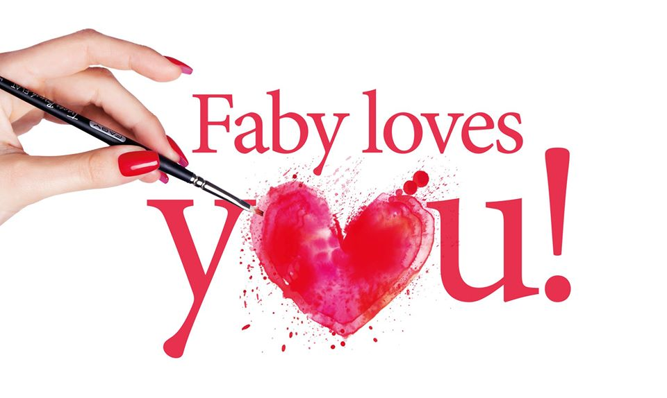 faby loves you