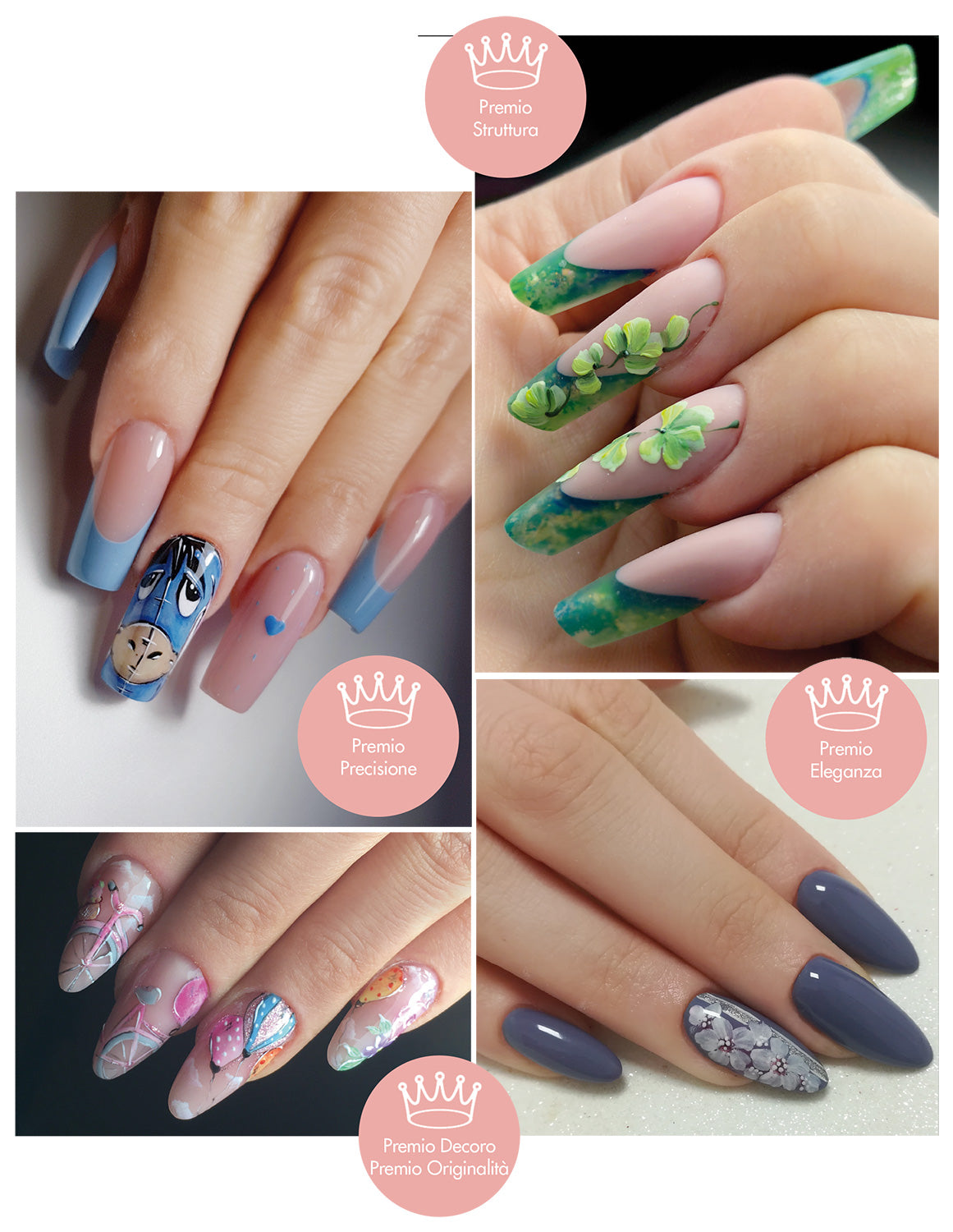 nailart 2020 podio best new in