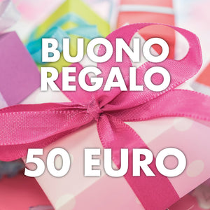 Buono Regalo 50 euro - ebellezza.it