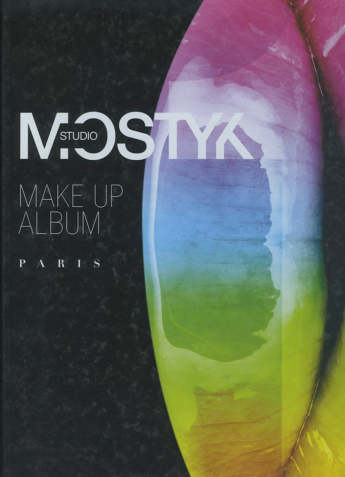 Mostyk studio - make up album Paris - ebellezza.it