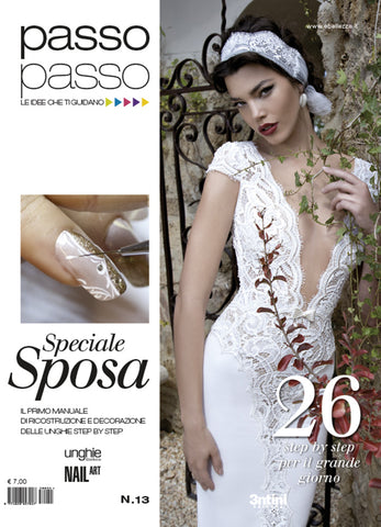 Passo Passo N°13 - Speciale Sposa - DIGITALE - ebellezza.it