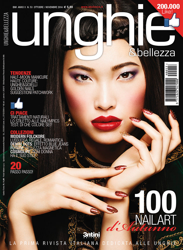 Unghie&Bellezza 53 Ott/Nov 2014 - ebellezza.it