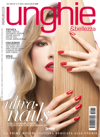 Unghie&Bellezza 74 Apr/Mag 2018 - DIGITALE - ebellezza.it