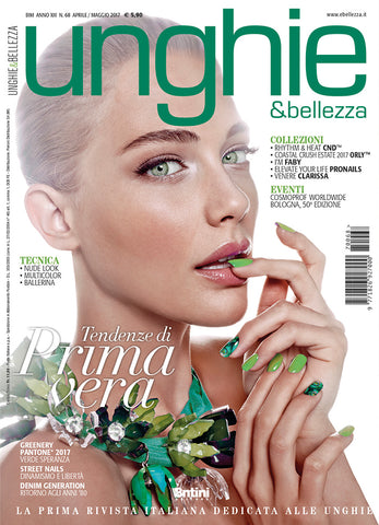 Unghie&Bellezza 68 Apr/Mag 2017 - ebellezza.it