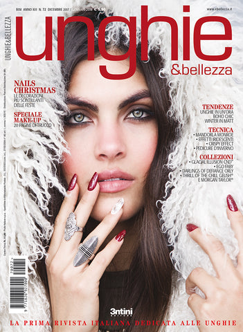 Unghie&Bellezza 72 Dic/Gen 2018 - ebellezza.it