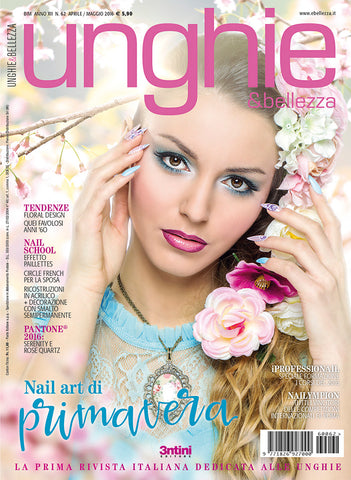 Unghie&Bellezza 62 Apr/Mag 2016 - DIGITALE - ebellezza.it