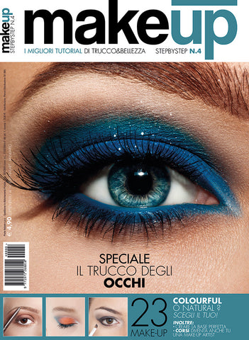 Make-Up Step by Step N°4 - Speciale trucco occhi - DIGITALE - ebellezza.it