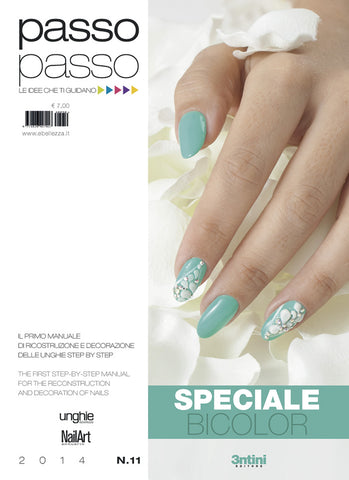 Passo Passo N° 11 - speciale bicolor - ebellezza.it