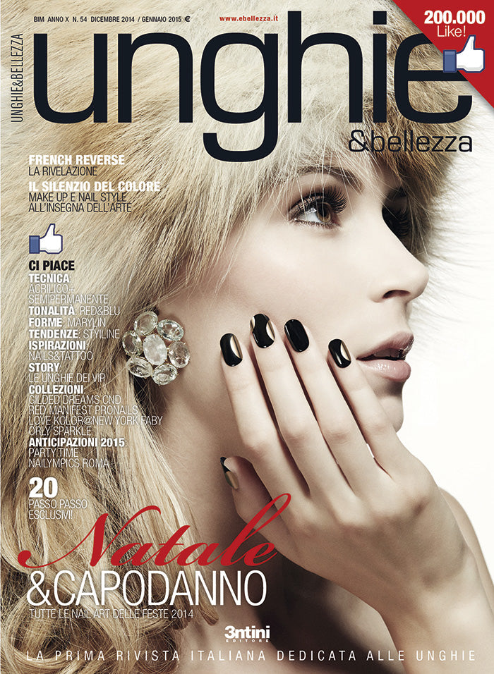 Unghie&Bellezza 54 Dic/Gen 2015 - ebellezza.it