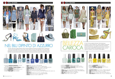 Unghie&Bellezza 50 Apr/Mag 2014 - ebellezza.it