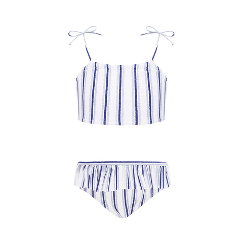 Banjo Bikini Set - Turkish Stripe