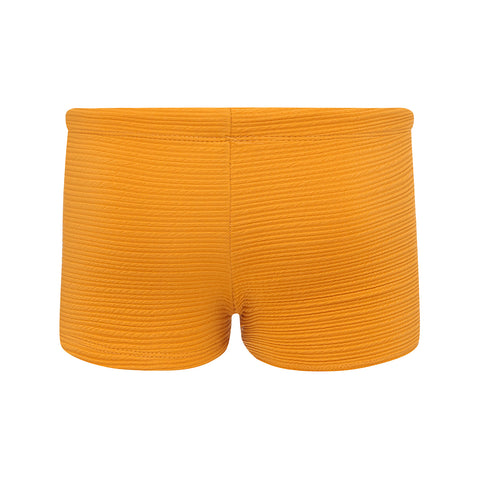 Boys Trunks - Textured Amber