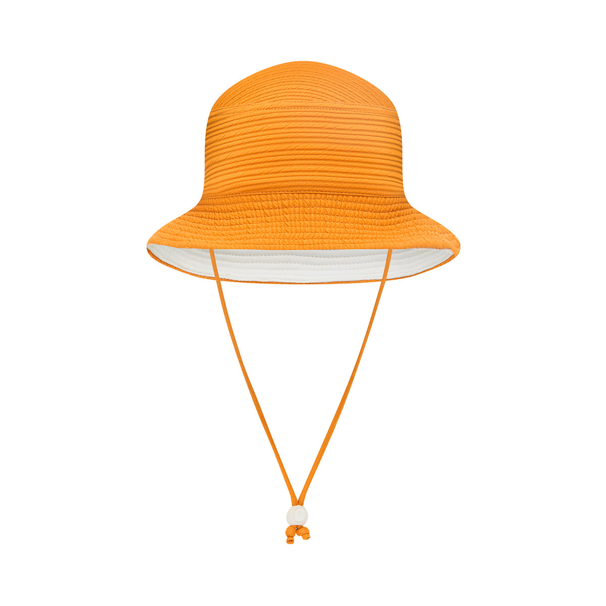 Kids Beach Hat - Textured Amber