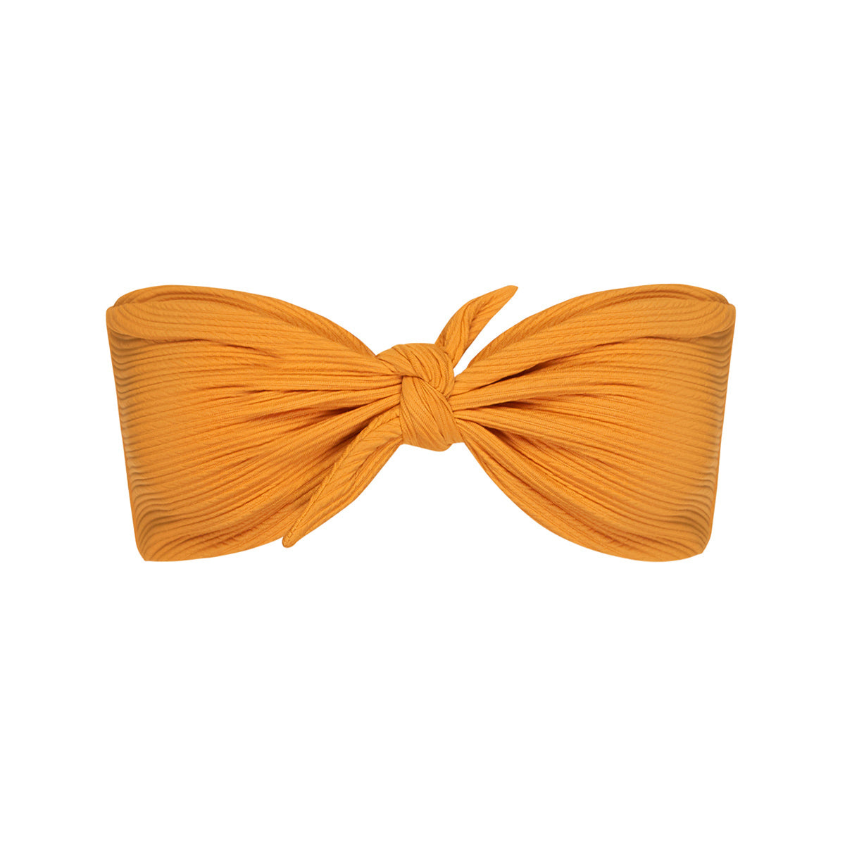 Gracie Bandeau - Textured Amber