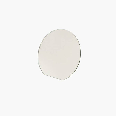 Reflector Circle mirror blanc/copper