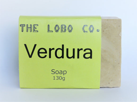 Verdura Soap - Lemongrass
