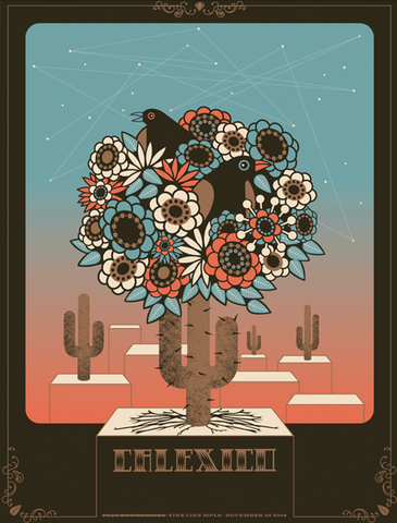 CALEXICO / MPLS. CACTI BLOOM