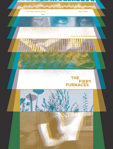 THE FIERY FURNACES / MPLS.