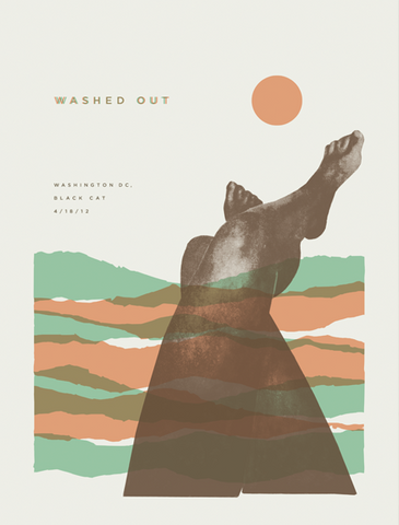 WASHED OUT / WASH. D.C. – LIFE OF LEISURE