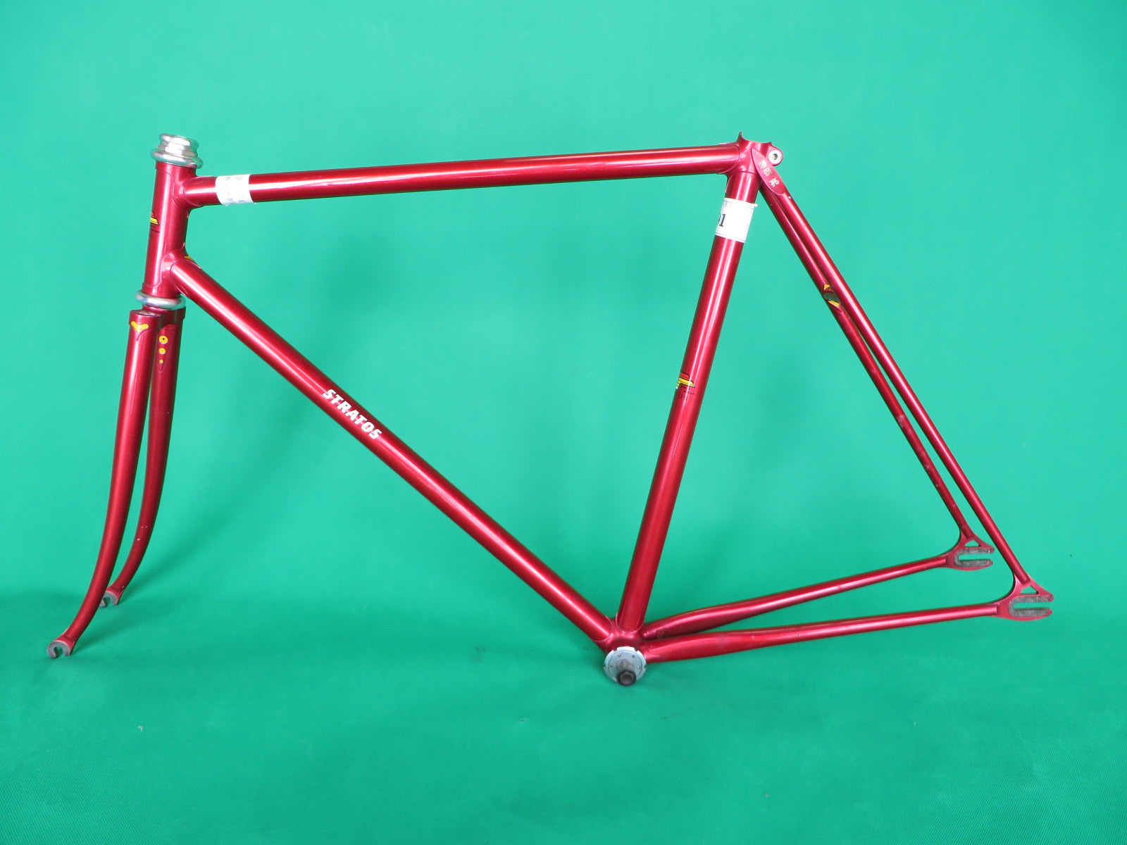 STRATOS | metallic red '99 | 53cm