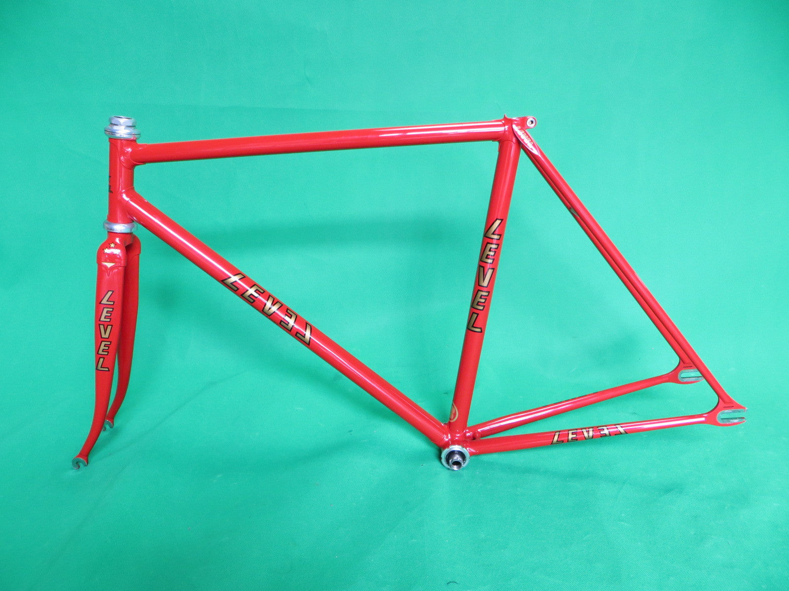 LEVEL // red // Columbus MAX Fork // 50.5cm