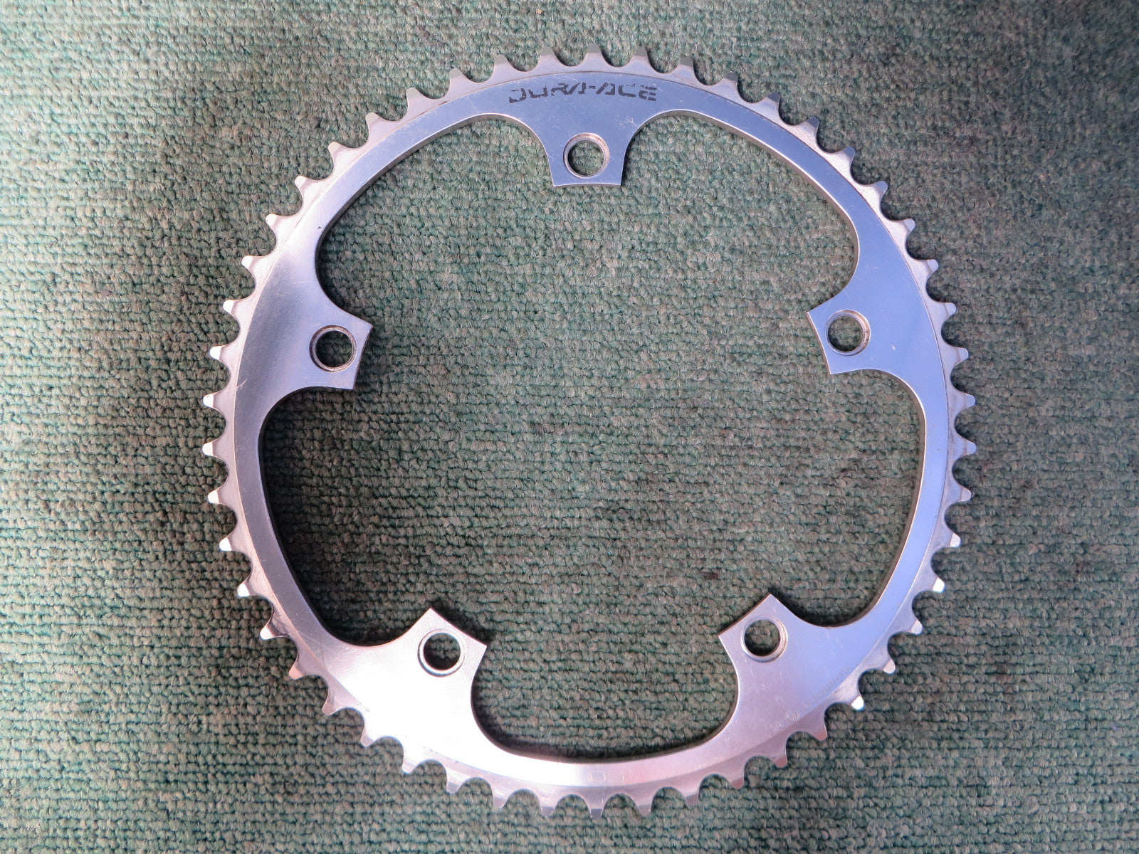 "Shimano Dura Ace FC-7600 1/8"" 144BCD NJS Chainring 50T (15071717)"
