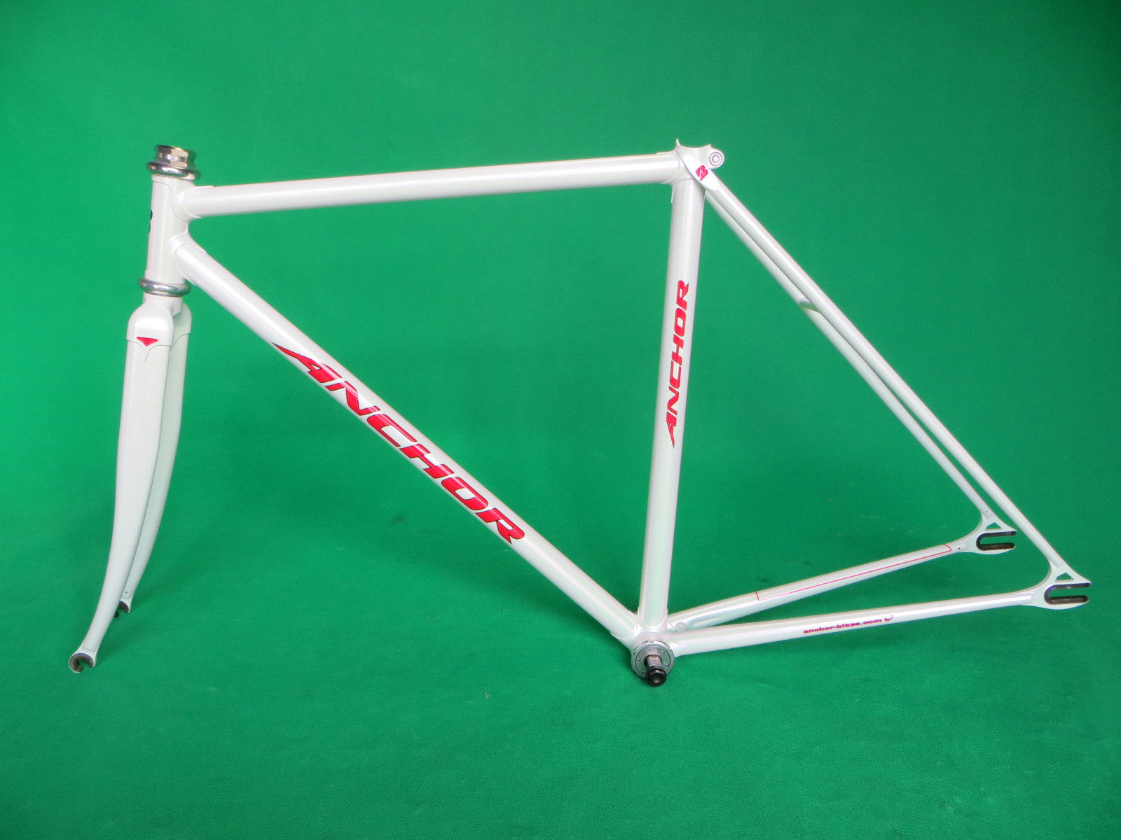 ANCHOR // white // Columbus MAX Fork // 48.5cm
