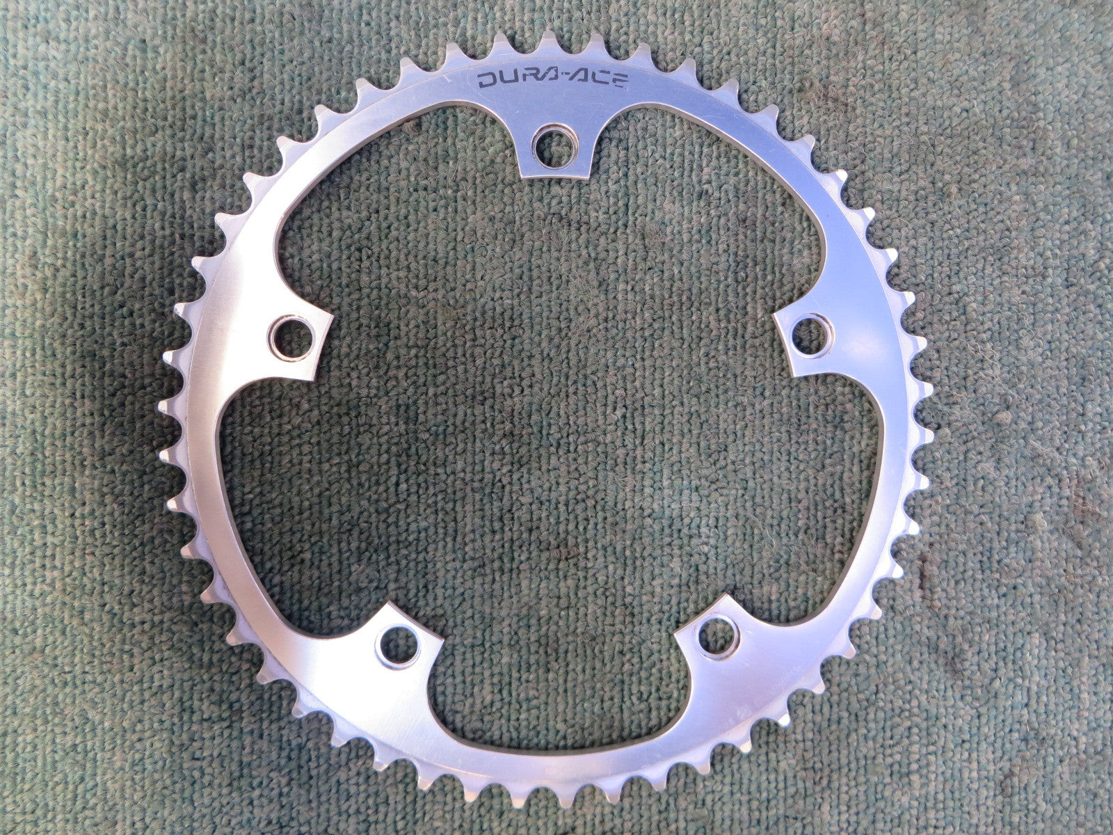 "Shimano Dura Ace FC-7600 1/8"" 144BCD NJS Chainring 50T (15072135)"